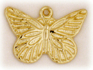 M1160 Butterfly Charm