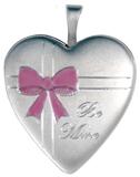 L5102 Be Mine heart locket