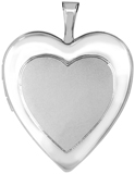 L5143 heart within a heart locket