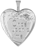 L5206 once upon a time nursery rhyme locket