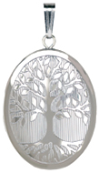 L8071 Tree of Life Locket