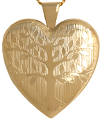 L6053 tree of life 25 heart locket