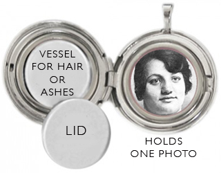 Cremation Lockets Made In USA
