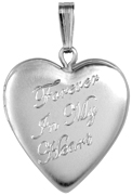 L5159 forever in my heart cremation locket