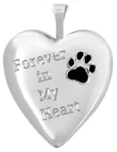 L5228 pet cremation locket
