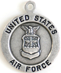 St. Christopher Air Force Medal