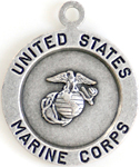 St. Christopher Marine Corps Medal