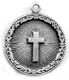 C749 communion cross medal