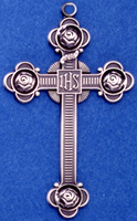 C363 large silver cross