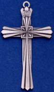 C379 large sterling cross