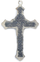 C442 prayer with our father cross