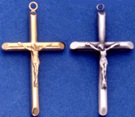 C196 hollow thin cross