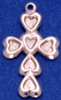 C436 heart cross