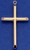 C192 gold large cross