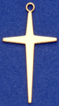 C23 large plain cross