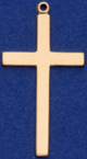 C234 large plain cross