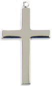 C482 large plain cross