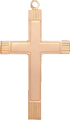 C500 large plain cross