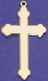 C95 sterling large cross