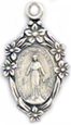 C1011 fancy miraculous medal