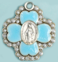 C998 4way mary medal