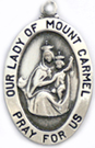 C960 our lady of mount carmel medal
