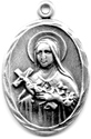 C706 Saint Therese Medal