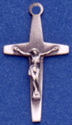 C181 small crucifix necklace
