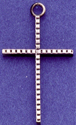 C213 gold wire form cross
